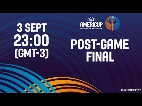 #JornadaAmeriCup - Final - FIBA AmeriCup 2017