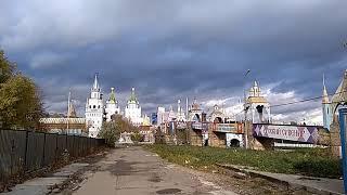 Фото Достопримечательности Москвы. Измайлово. Sights Of Moscow. モスクワの観光