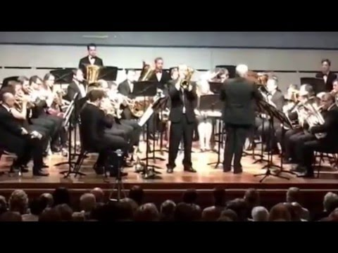 Body and Soul arr by Joe Cook. Central Coast Brass