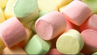 طريقة عمل المارشميلو في المنزل - How to make Marshmallow