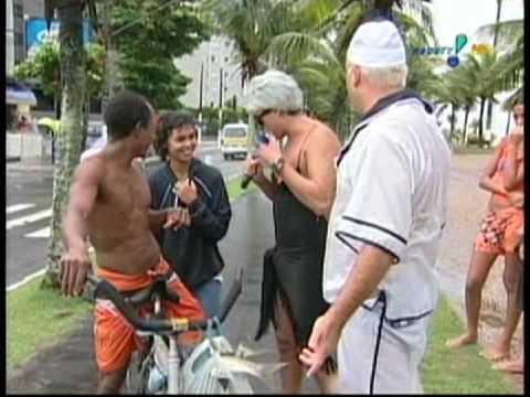 PANICO NA TV TEMPORADA 2010 APRESENTA BOLA E CLO NAS PRAIAS A PROCURA DA PEZINHO MAIS BONITO