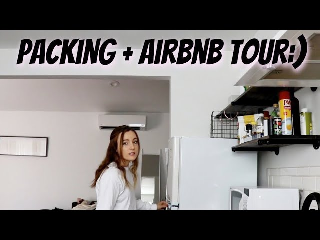 Hollywood, California AIRBNB TOUR!