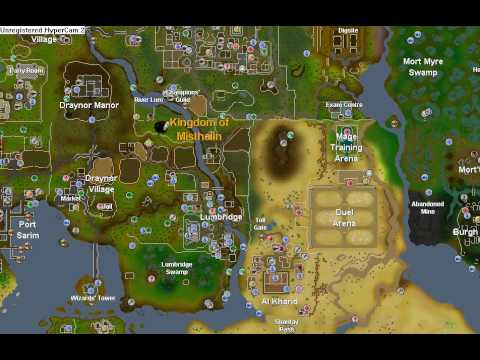 where beefy bill is on rs (map) - YouTube