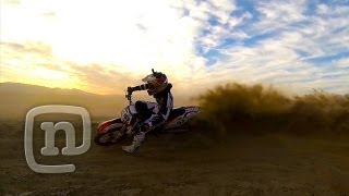 The Ronnie Renner Freeride Tour By GoPro At Ocotillo Wells. Stop 2