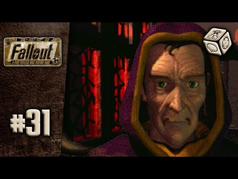 The Children of the Cathedral - Let's Play Fallout 1 #31