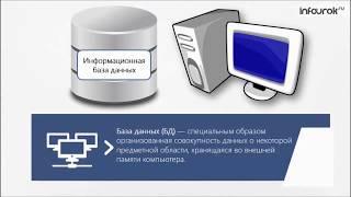 """Фильм """"Технологии хранения, поиска и сортировки информации"""