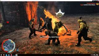 Shadow Of Mordor Game Of The Year Edition Cheat Table