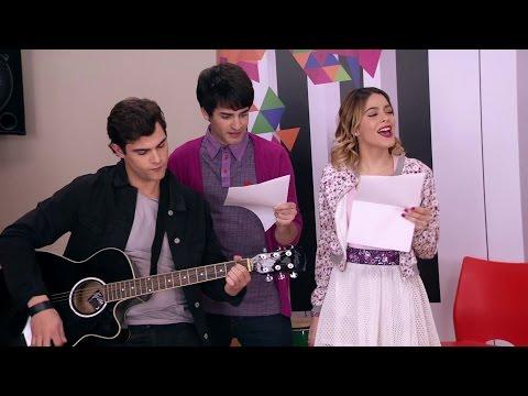 Violetta 3 - Los chicos cantan 'Friends 'till the end' (Ep 52) HD