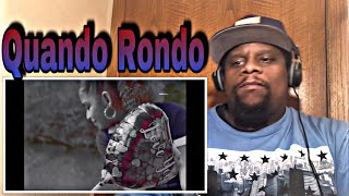 Quando Rondo - scarred From Love (Official Video) Reaction
