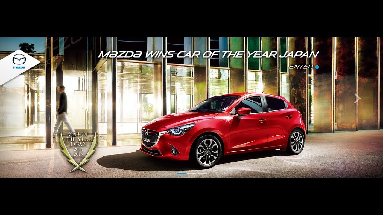 Mazda Zoom Zoom Promotion - YouTube