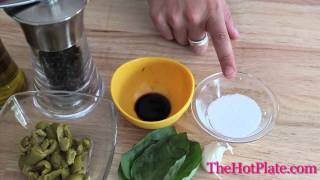 Fig And Olive Tapenade Recipe - The Hot Plate