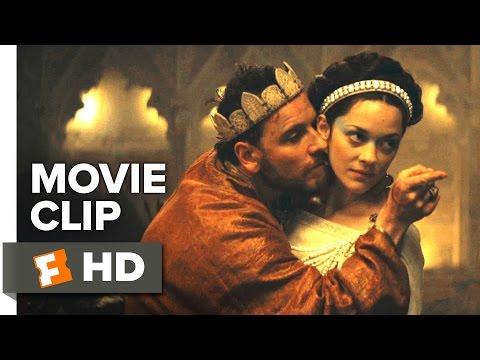 Macbeth Movie CLIP -  Banquet (2015) - Michael Fassenbender, Marion Cotillard Drama HD
