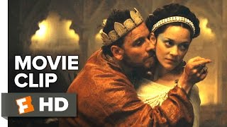 Macbeth Movie CLIP -  Banquet (2015) - Michael Fassenbender, Marion Cotillard Drama HD