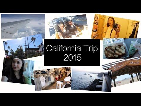 CALIFORNIA TRIP 2015 (LA, Pismo Beach, Carmel, and San Fransisco)