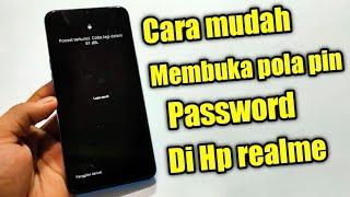 Cara Hard Reset Realme Lupa Password Tanpa PC HP Realme Lupa Sandi Tanpa Komputer....