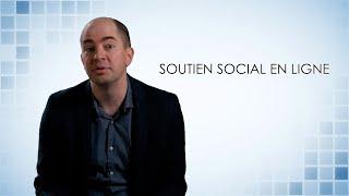 Olivier Turbide - Soutien social en ligne. Les conseils non sollicités