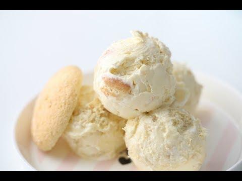 LEMON MERINGUE ICE-CREAM ( NO MACHINE)