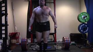 Can The Deficit Deadlift Replace The Conventional Deadlift In General Training?