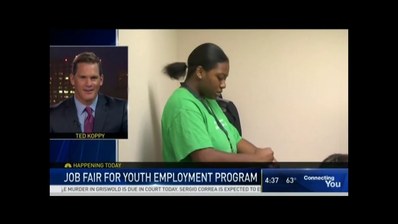 Summer jobs for teens in ct