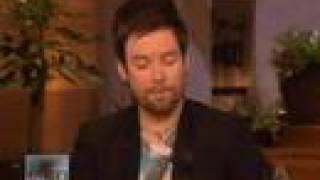 Download lagu David Cook on Ellen - Interview & Performance