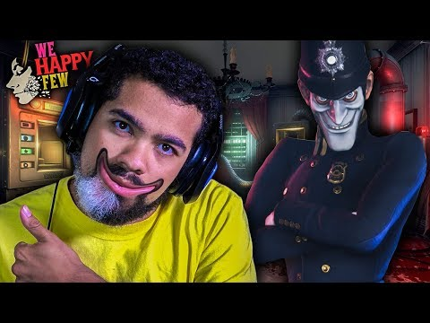 2 HOURS OF PURE JOY!!  We Happy Few  #2