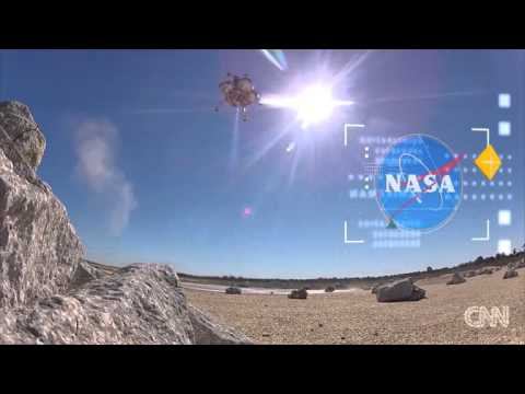 NASA's new unmanned spacecraft