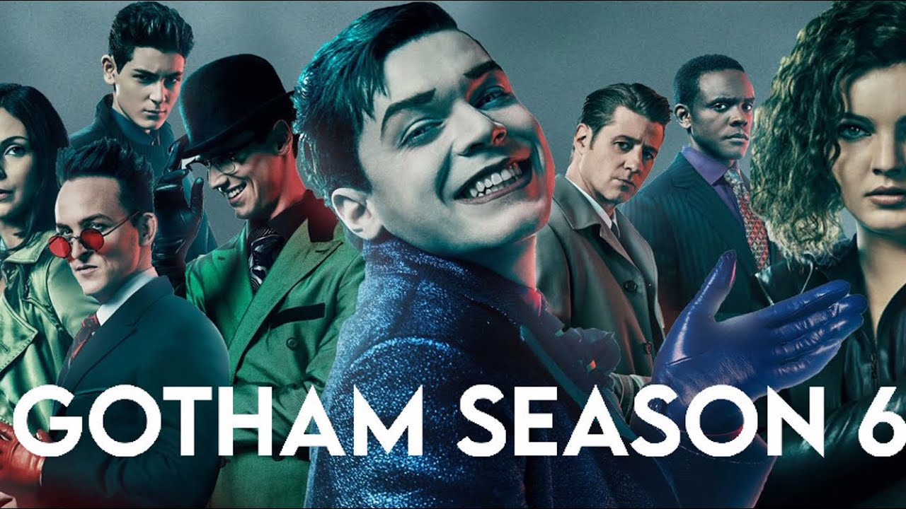 Download Gotham Return For Season 6 on HBO Max? #SaveGotham