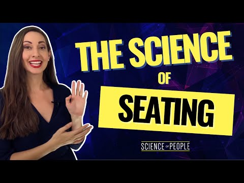 Where to Sit at a Conference Table For Your Next Meeting [Science]