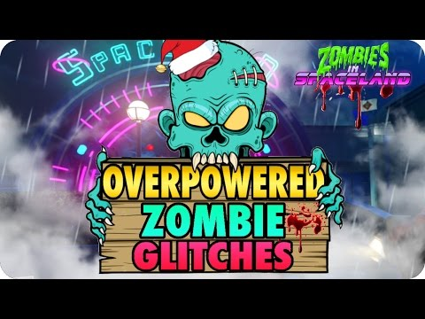 Zombies In Spaceland Glitches: All Working OverPowered Top 5 Zombie Glitches - Infinite Warfare