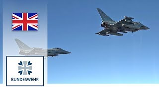 Tornados and Eurofighters at the gates of Las Vegas - Bundeswehr