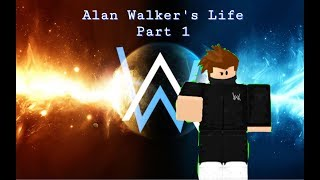 Alan Walker's Life (Part 1)~ Roblox Meep City RP~Wee Lucy Playz (ft.Lizzie and Carflo)