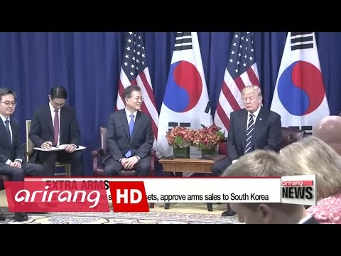 U.S. and South Korea agree to bolster military deterrence against North Korea