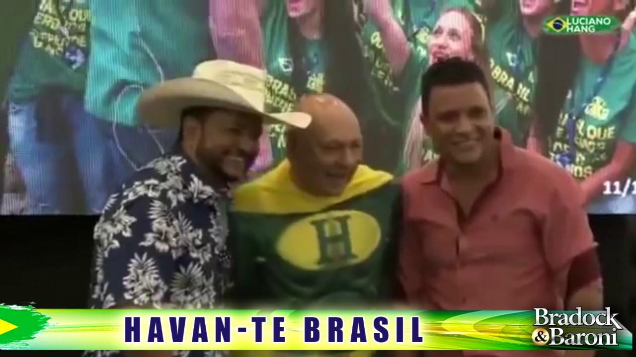HAVAN LUCIANO HANG / BRADOCK E BARONI