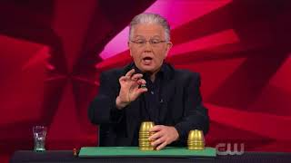 Paul Gertner Returns to Penn & Teller: Fool Us Season 4 // Cups and Steel Balls