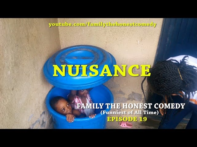 NUISANCE (Mark Angel Comedy) (Episode 125)