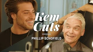 Phillip Schofield and Kem on Turkish Cologne, Morning Routines and Hair Dye! | Kem Cuts Episode #02