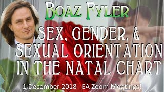 Boaz Fyler - SEX, GENDER, AND SEXUAL ORIENTATION IN THE NATAL CHART
