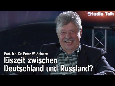 Eiszeit in den Deutsch-Russischen Beziehungen? - Prof. Dr. Peter W. Schulze im NuoViso Talk