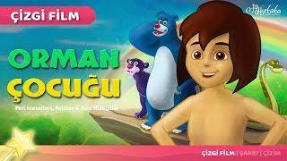 Orman çocuğu Orman Kitabı çizgi Film Türkçe Masal 9 | Adisebaba çizgi Film Masallar