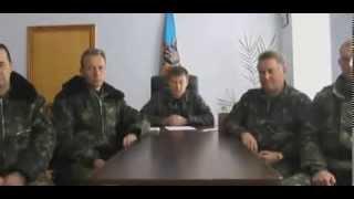 УНИКАЛЬНЫЕ КАДРЫ Украинские Военные уже устали и будут применять оружие против агрессии русских