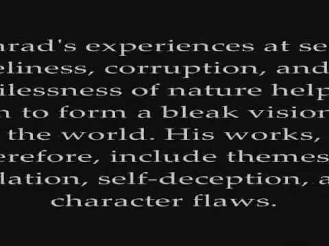 Joseph Conrad Biography