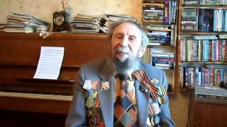Стихотворение  К. Симонова читает А. Толчинский