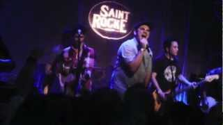 Wagon Wheel - Old Crow Medicine Show Cover - Hoist The Colors, Live At Saint Rocke (hd)