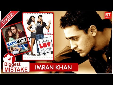Imran Khan | BIGGEST MISTAKE OF MY LIFE | I Wish I Wouldn't Have Done This