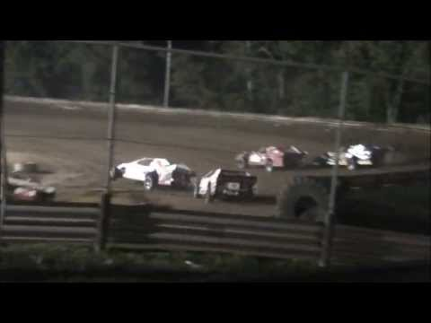 Modified Heat #2 From Ohio Valley Speedway, 9/7/13.