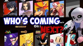 WHICH Sonic DLC Character COULD Be NEXT for Smash Bros Ultimate?!