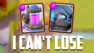 Clash Royale - BEAST DECK! I Can't Lose