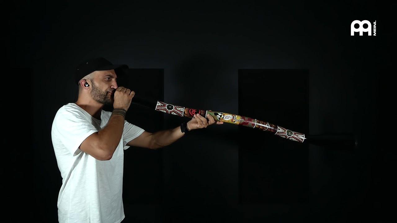 DDG1-BK Didgeridoo Meinl Black