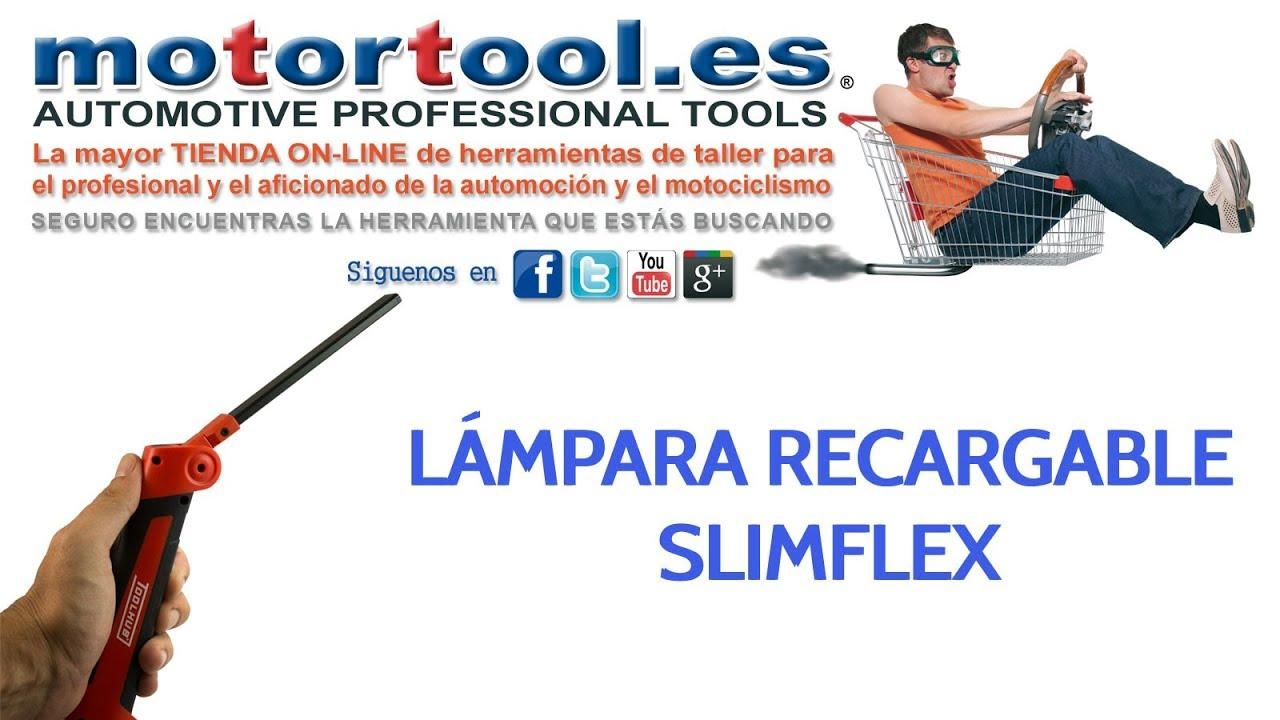 recargable Lámpara slimflex Lámpara Lámpara slimflex recargable OZn0kN8wXP