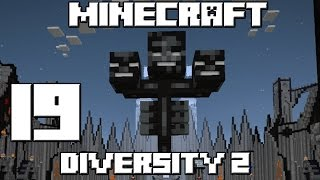 Minecraft Mapa DIVERSITY 2! Capitulo 19! FINAL!